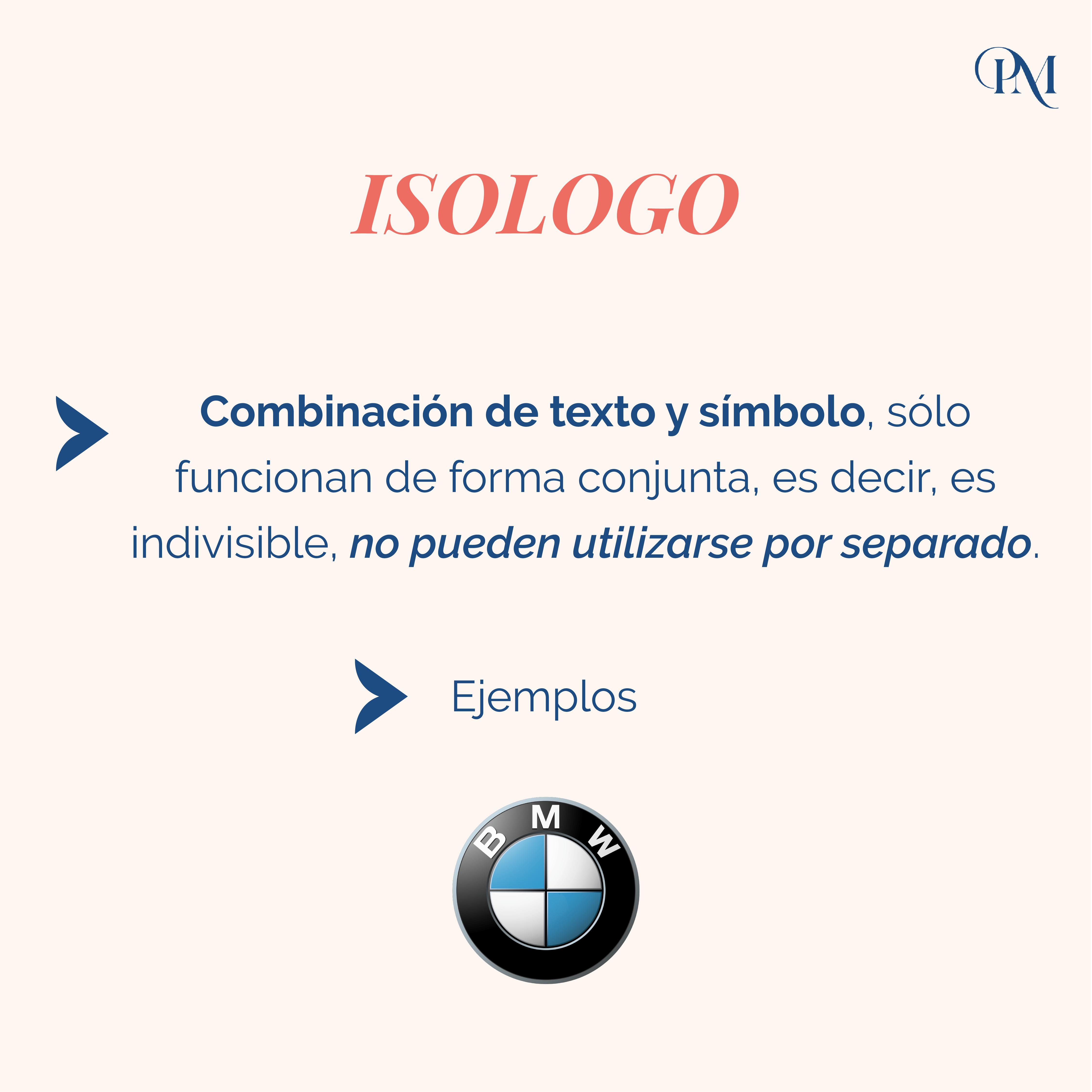 TIPOS DE LOGO - ISOLOGO