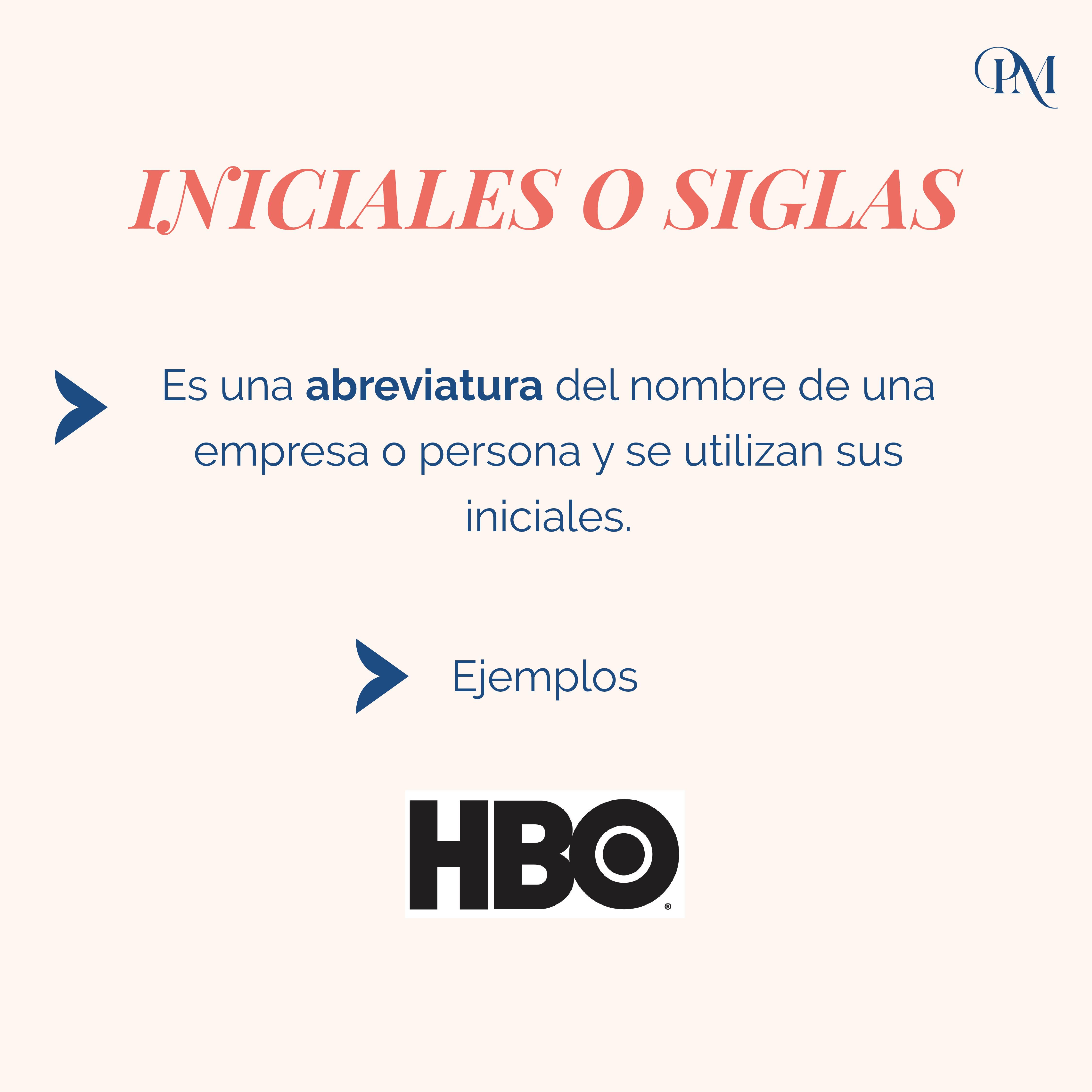 TIPOS DE LOGO - INICIALES