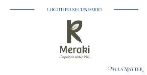 Versiones del logo. Logo secundario