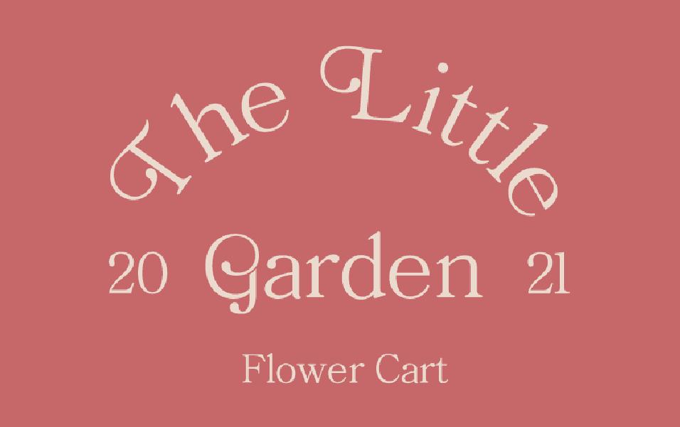 Diseño de logotipo para floristería
